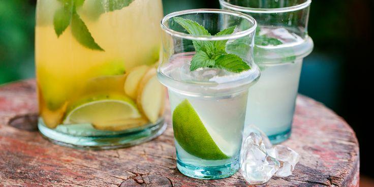 Ein wundervolles Erfrischungsgetränk für heiße Sommertage und -nächte.