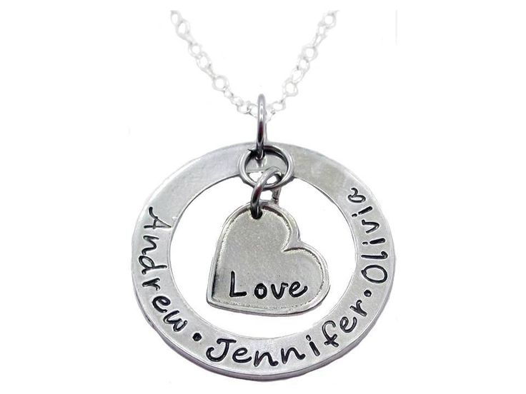 Love Loop NecklaceToday Jewelry, Cute Ideas, Metals Jewelry