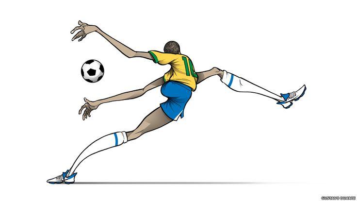 Condomínio de Ideias: Arte a partir do futebol //BBC