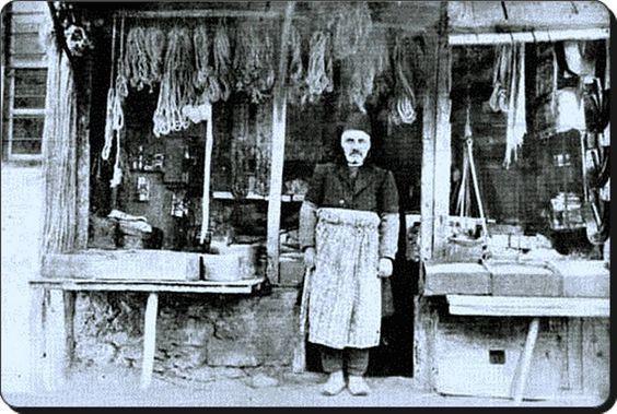 Bakkal, 1912