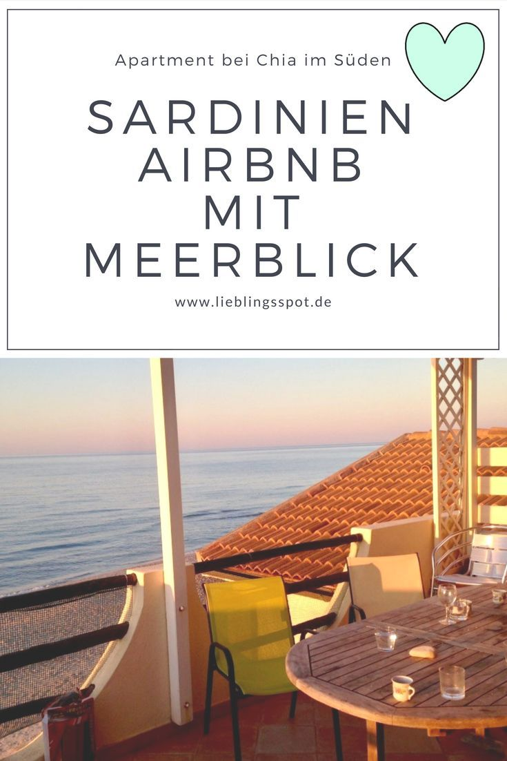 Apartment Auf Sardinien Am Meer Atemberaubendes Airbnb