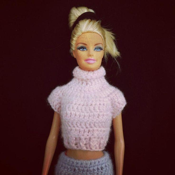 Croche /Blusinha de gola - LiiArt