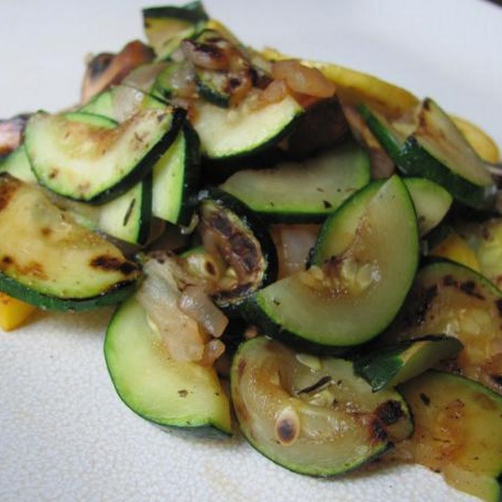 Sauteed Zucchini Recipe — Dishmaps