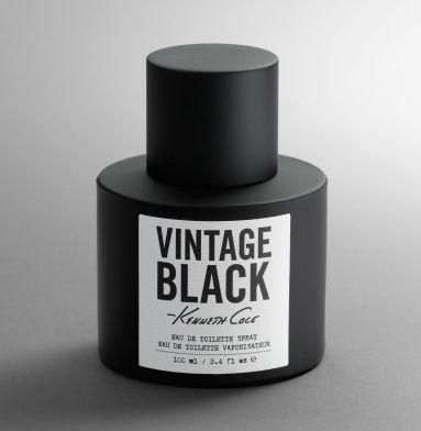 Kenneth Cole - Vintage Black. A mighty fine cologne, indeed.
