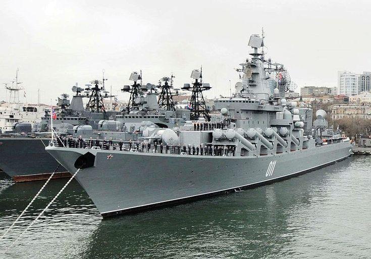 File:Missile cruiser Varyag in Vladivostok, 2010.jpg