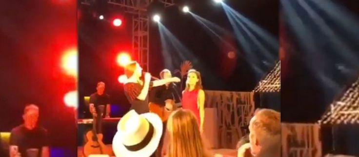 VIDEO – Spice Girls: Victoria Beckham chante en duo avec Mel C pour le Nouvel An
