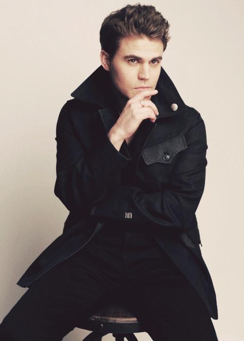 Paul Wesley / TVD / The Vampire Diaries