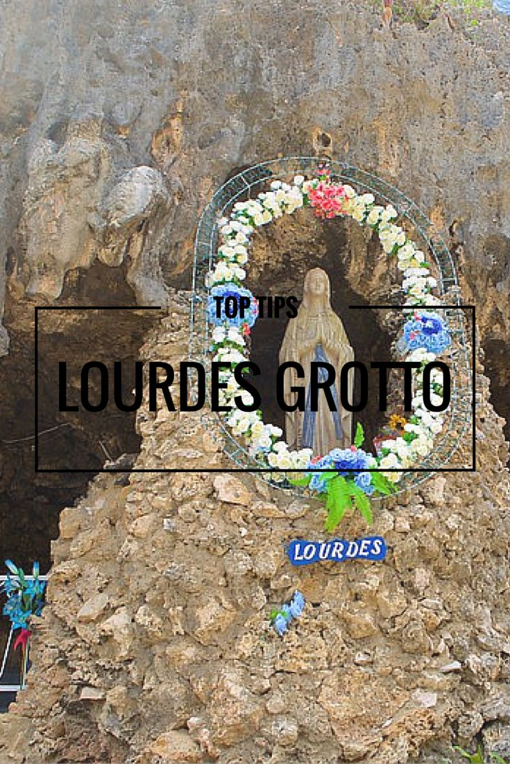 The Lourdes Grotto is a Roman Catholic shrine that became a famous landmark in Aruba. It commemorates the 150th anniversary of the Virgin Mary appearing to a peasant girl in a town in the south of France called Lourdes.  A procession is held on February 11 of every year from St. Theresita church to the grotto where a mass for the Virgin Mary is conducted.
