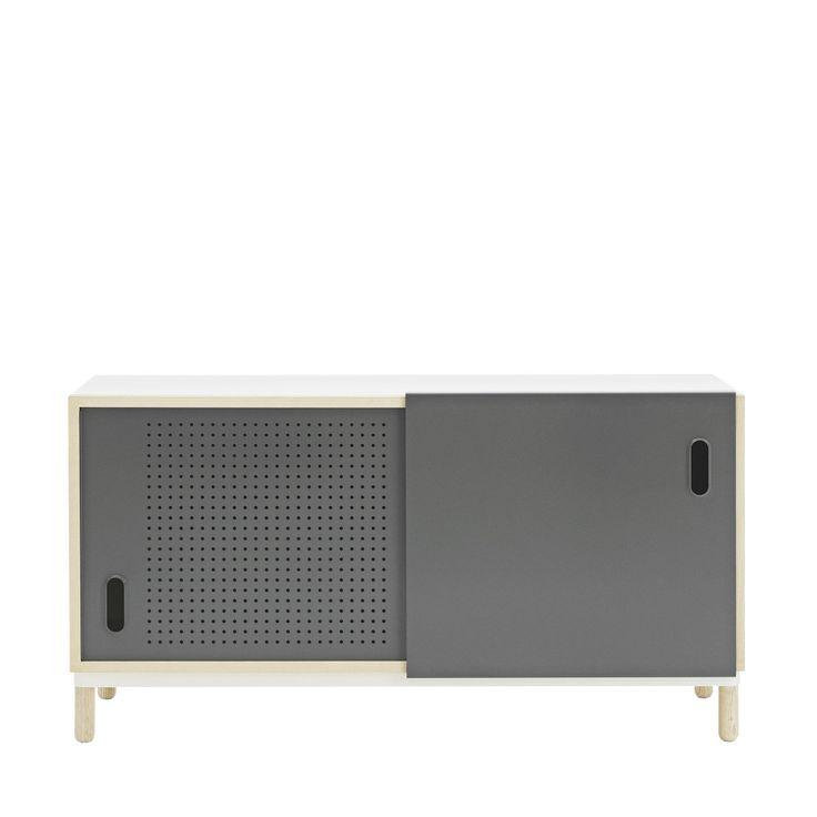 Kabino Sideboard grau Jetzt bestellen unter: https://moebel.ladendirekt.de/wohnzimmer/schraenke/sideboards/?uid=a15b4e2d-08da-5e60-8e17-e45a1cc2d44d&utm_source=pinterest&utm_medium=pin&utm_campaign=boards #schraenke #wohnzimmer #sideboards