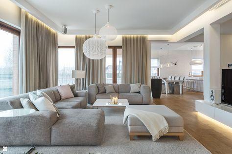 75 idées originales pour aménagement de salon moderne – Beyaz