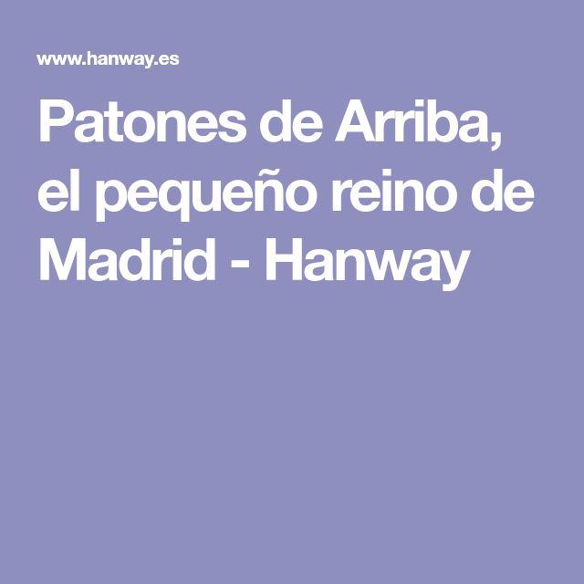 Patones de Arriba, el pequeño reino de Madrid - Hanway