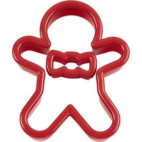 Gingerbread Man Cookie Cutter Set