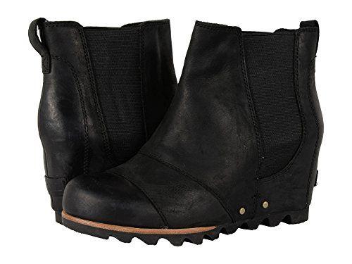 Sorel Women's Lea Wedge Bootie,Black/Quarry,US 11 M SOREL https://www.amazon.com/dp/B018UZLV6S/ref=cm_sw_r_pi_dp_x_5.CdybK04Q30B