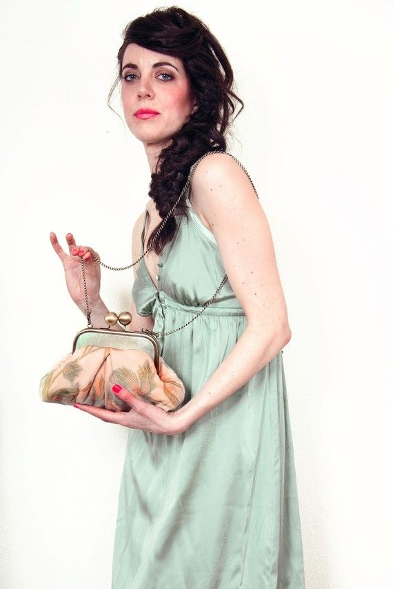 clutchCoach Bags, Clutches Outlets, Design Handbags, Clutches Bags, Green Mint Aqua, Bags Bags, Weird Pictures, Clutch Bags, Aqua Floral