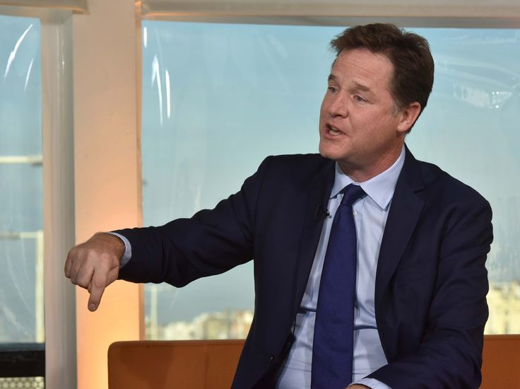 Nick Clegg Is Knighted In 2017 New Year's Honours - To Brexiteers' Chagrin