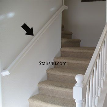 19 Best Images About Stairway Bannister On Pinterest