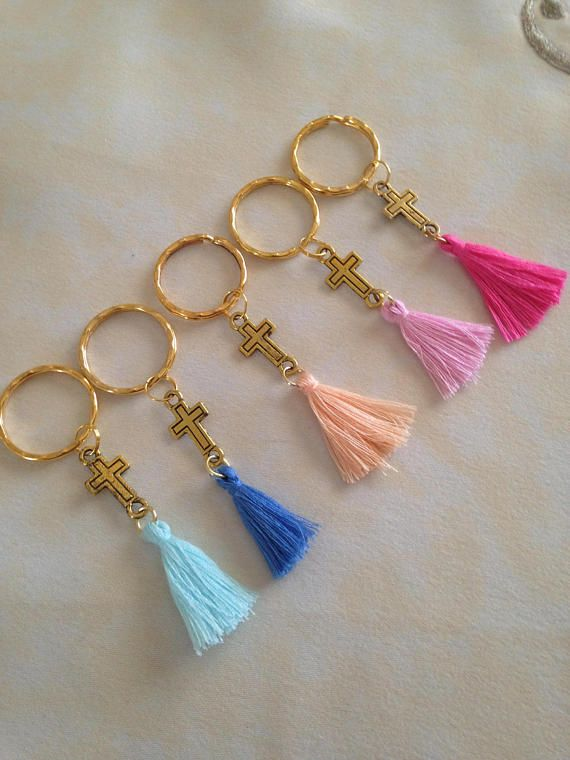10 Pcs Martyrika Key chain-Witness Pins-Baptism Favors/Baby Shower Favors-Fast Shipping