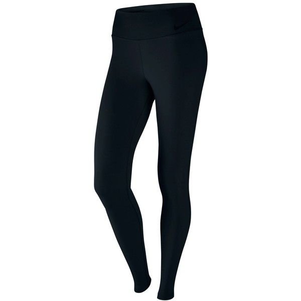Nike Plus Size Power Legendary Compression Leggings (300 BRL) ❤ liked on Polyvore featuring plus size women's fashion, plus size clothing, plus size pants, plus size leggings, black, nike leggings, plus size trousers, womens plus pants and form fitting pants
