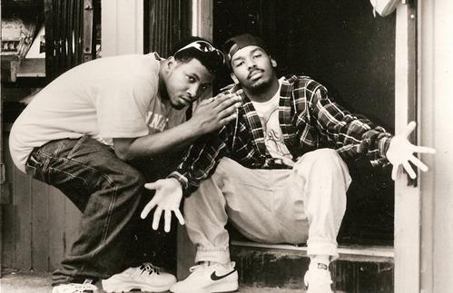 Rap duo Luniz. I Got 5 On It. #Hiphop