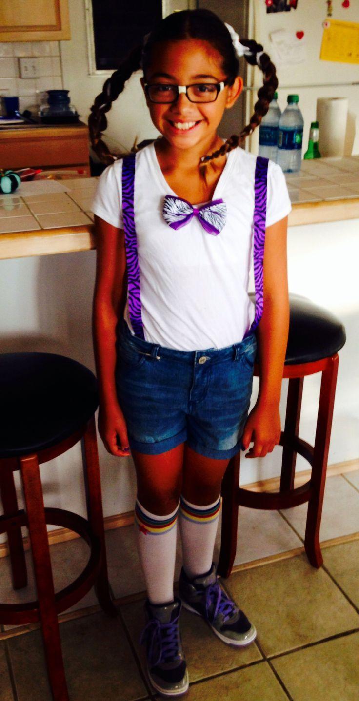 Nerd Costume DIY Pinterest