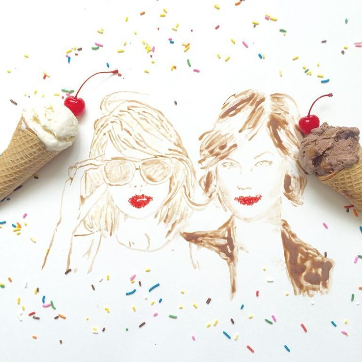 Celebrate National Friendship Day With This Stunning Edible Art #refinery29  http://www.refinery29.com/best-food-pairings