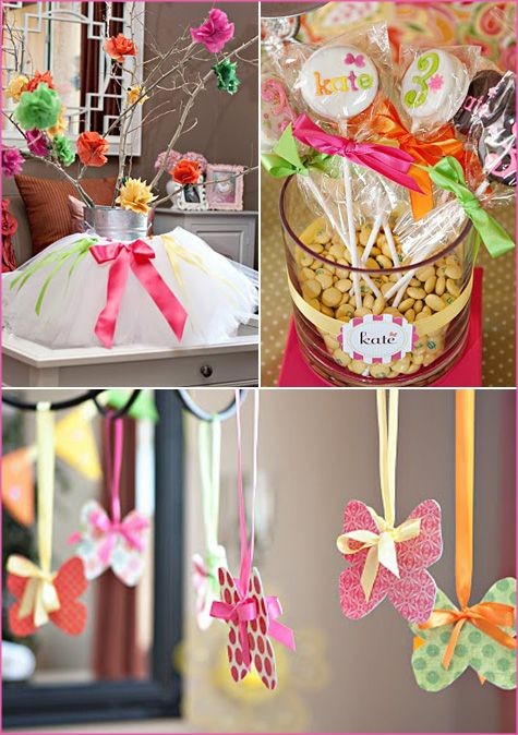 171 best Party Theme Fairy Garden Birthday images on Pinterest