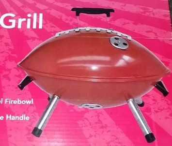 """20"""" Deluxe Table Top Football Shaped Charcoal Grill  http://guide.alibaba.com/shop/20-deluxe-table-top-football-shaped-charcoal-grill_36531877.html"""