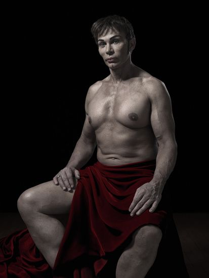Mr Toledano : A new kind of beauty-Steve