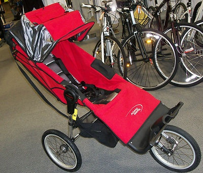 Advance Mobility Independence Special Needs Push Chair