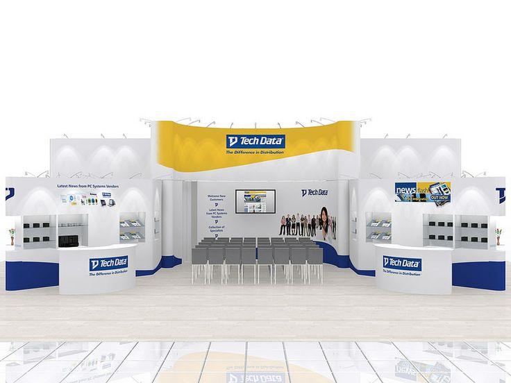 Exhibition Stand Design Programs : Best technology and software exhibition stand designs