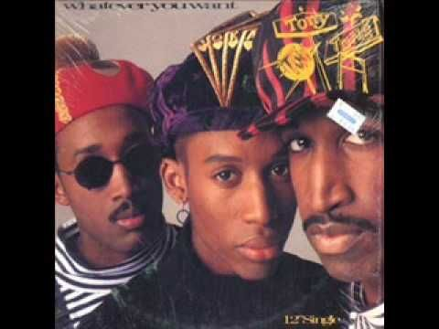 lay your head on my pillow - tony toni tone............... did you know raphael saadiq played bass in sheila e's backing band on prince's parade tour when he was 18??