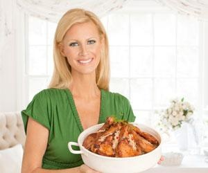 Sandra Lee's SemiHomemade website