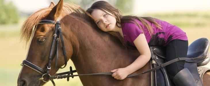 ANIMALI - Bambini più reattivi se vanno a cavallo ROMA - Era noto che andare a cavallo giovasse al fisico – esiste chiara evidenza scientifica dei benefici per la circolazione, lo sviluppo dell'equilibrio, delle funzioni motorie e della forza muscol