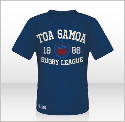 Toa Samoa T-Shirt
