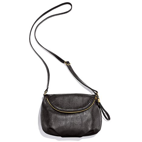 Textured Cool Crossbody Bag