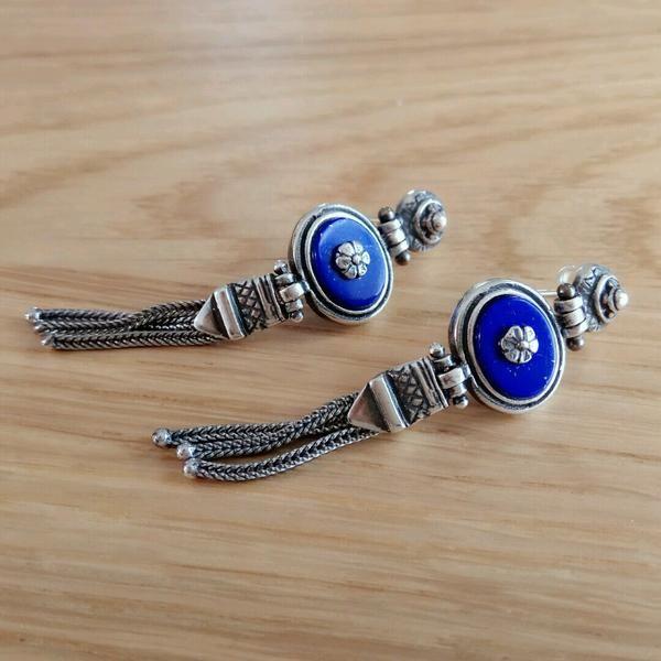 Seaflower Earrings