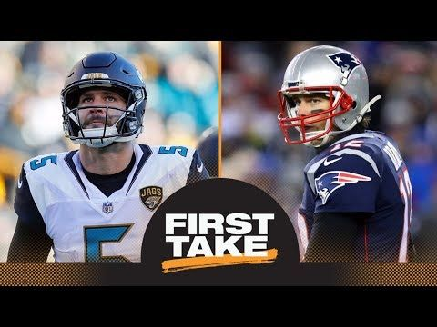 Should Patriots be worried about Jaguars in AFC Championship? | First Take | ESPN  Video  Description First Take's Stephen A. Smith and Max Kellerman, along with guest Ryan Clark, discuss whether the New England Patriots should be worried about the Jacksonville Jaguars in the AFC...