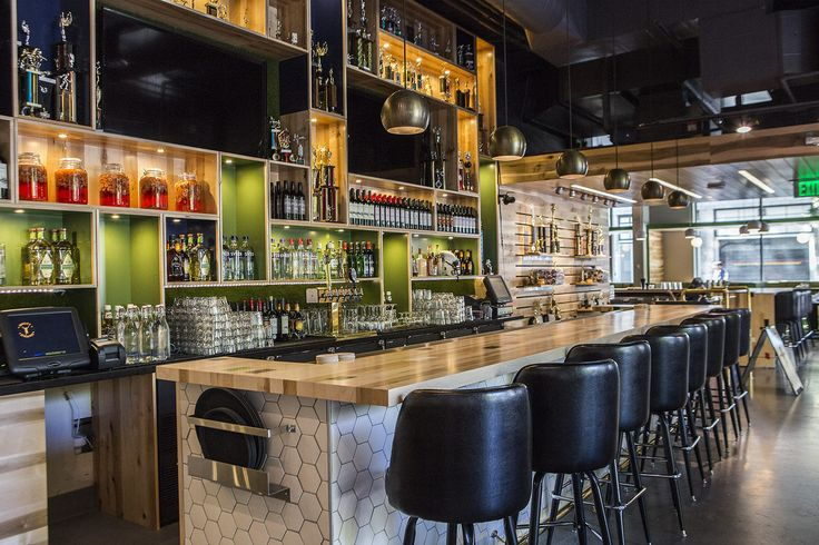 First Look: Quality Athletics, Josh Henderson's Ambitious New Sports Bar in Pioneer Square - Eater Inside - Eater Seattle