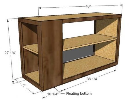 Modular bookcase building plans woodworking projects plans for Diy modular bookcase