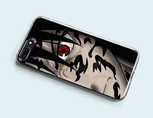 coque iphone 8 naruto et sasuke