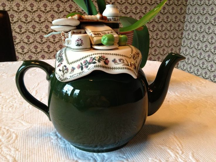 117 Best Images About Crazy About Teapots On Pinterest