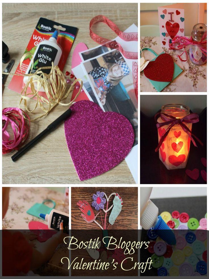 Clever Valentine Crafts for half Term Fun