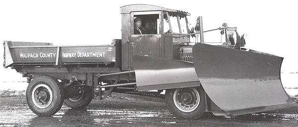The Oshkosh, The Truck of Trucks   Movin' Snow - Plow ...