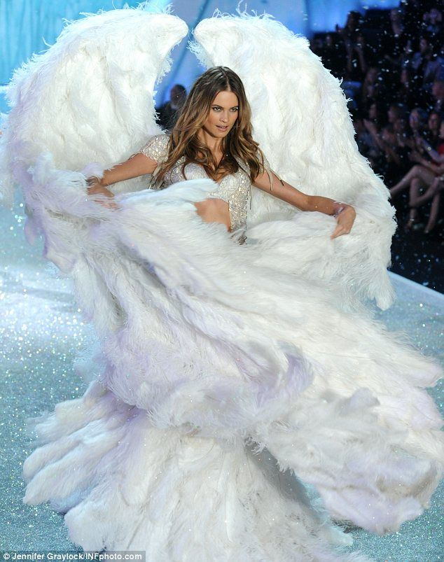 114 best images about Victoria secret angel wings on ...
