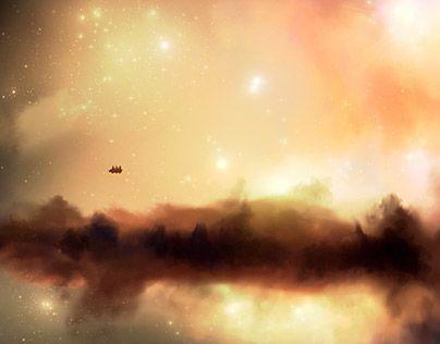 "Check out new work on my @Behance portfolio: ""Nebula"" http://be.net/gallery/51843501/Nebula"