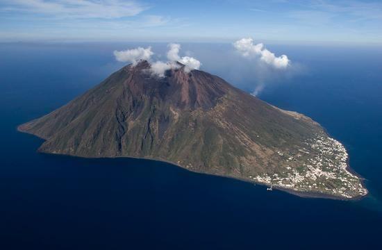 Vulcano di Stromboli - Sicilia