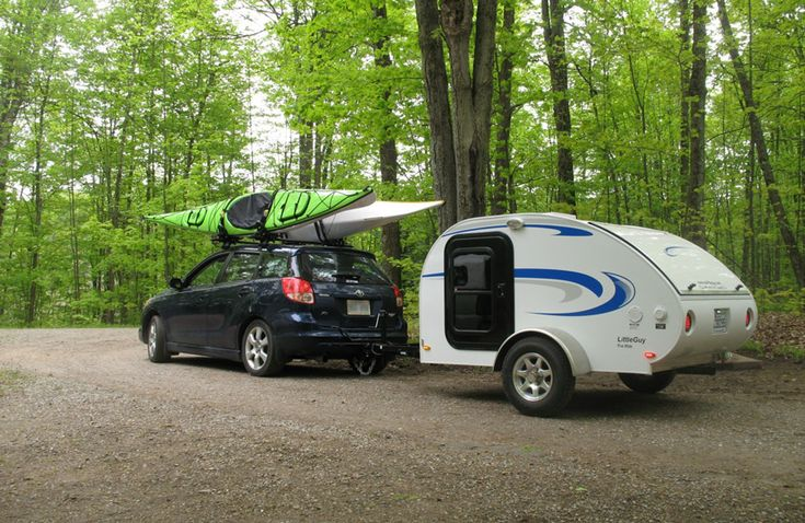 Interesting article about teardrop trailers on the KOA blog