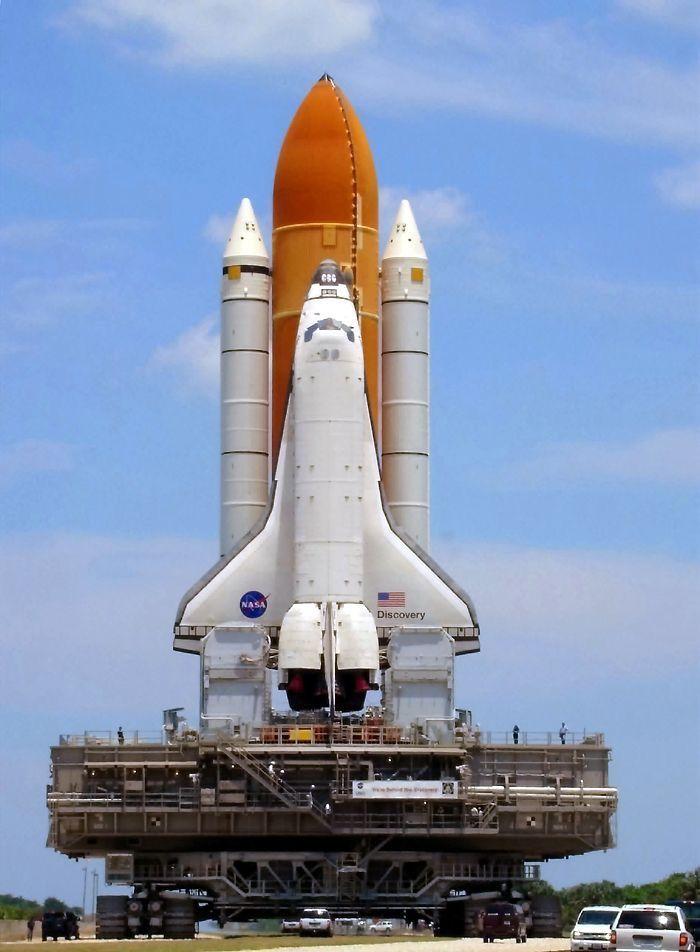 nasa shuttle schedule - 700×952
