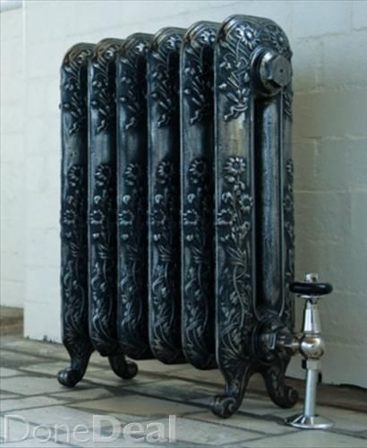 Antique Home Radiators for Sale | Cast Iron Radiators - Victorian Style For Sale in Kilkenny : €340 ...