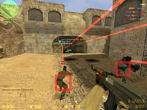 Latest Working WallHack + Aimbot For Counter Strike - Condition Zero 1.6...